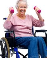 Long-Term Care Residents in Wheelchairs Can – and Should -- Exercise