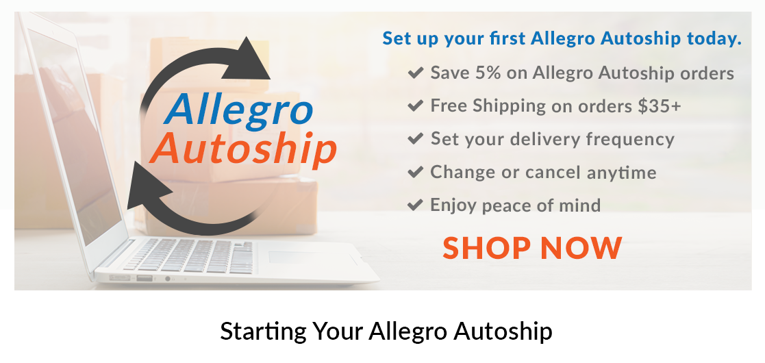 AllegroMedical Subscription Autoship