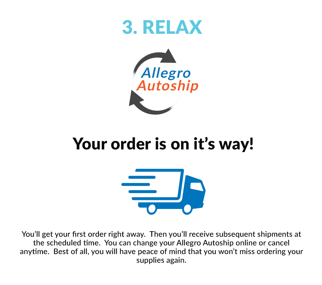 Autoship Step 3